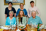 Sarah Cleary celebrating her 20th birthday in Bella Bia on Saturday, seated l to r: Eilish, Sarah and Seanie Cleary. Back l to r: Eileen Hegarty, Aine Quinn and Colin Mackinson.