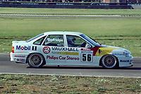 #56 Bob Berridge (GBR). Vauxhall Sport. Vauxhall Cavalier.