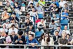 A view of the public during Hong Kong Racing at Sha Tin Racecourse on October 01, 2018 in Hong Kong, Hong Kong. Photo by Yu Chun Christopher Wong / Power Sport Images