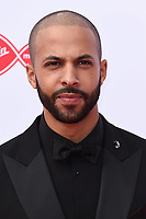 Marvin Humes<br /> arriving for the BAFTA TV Awards 2019 at the Royal Festival Hall, London<br /> <br /> ©Ash Knotek  D3501  12/05/2019