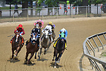 MAY 18, 2019 : ,New York Central ridden by Ricardo Santana, wins the Maryland Sprint  at Pimlico Racecourse, on May 18, 2019 in Baltimore, MD.  Dan Heary_ESW_CSM