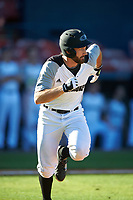 Wisconsin-Milwaukee Panthers left fielder Cole Heili (30) during a game against the Bethune-Cookman Wildcats on February 26, 2016 at Chain of Lakes Stadium in Winter Haven, Florida.  Wisconsin-Milwaukee defeated Bethune-Cookman 11-0.  (Mike Janes/Four Seam Images)