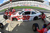 NASCAR Xfinity Series<br /> Rinnai 250<br /> Atlanta Motor Speedway, Hampton, GA USA<br /> Saturday 24 February 2018<br /> Christopher Bell, Joe Gibbs Racing, Ruud Toyota Camry <br /> World Copyright: Nigel Kinrade<br /> NKP / LAT Images