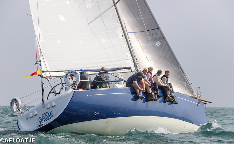 Shaun Douglas's First 40.7 Game Changer is clearly home-ported at CIBC – where's that? Photo: Afloat.ie