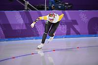 OLYMPIC GAMES: PYEONGCHANG: 16-02-2018, Gangneung Oval, Long Track, 5.000m Ladies, ©photo Martin de Jong