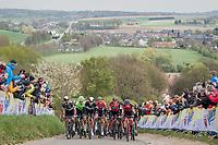 peloton up the Gulperenberg<br /> <br /> 52nd Amstel Gold Race (1.UWT)<br /> 1 Day Race: Maastricht › Berg en Terblijt (264km)
