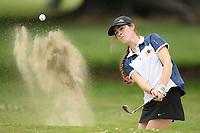 Lily Griffin, Manawatu Wanganui, 2019 New Zealand Women's Interprovincials, Maraenui Golf Club, Hawke's Bay, New Zealand, Saturday 06th December, 2019. Photo: Kerry Marshall/www.bwmedia.co.nz