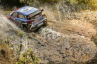 Dani Sordo (ESP) / Marc Marti (ESP) - Hyundai I20 WRC<br /> <br />  <br /> Rally Messico 2016 <br /> Foto Andre Lavadinho / Panoramic / Insidefoto