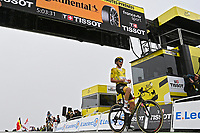 14th July 2021, Muret, France;   during stage 17 of the 108th edition of the 2021 Tour de France cycling race, a stage of 178,4 kms between Muret and Saint-Lary-Soulan.