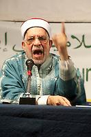 Convegno UCOII , comunità islamiche in Italia, Abdelfattah Mourou, Tunisia, presidente partito islamico tunisino Ennahda, Ennahda