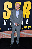 "LOS ANGELES, CA: 27, 2020: Alan Arkin at the world premiere of ""Spenser Confidential"" at the Regency Village Theatre.<br /> Picture: Paul Smith/Featureflash"
