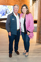 SAN FRANCISCO, CA - October 16 - Luther Carpenter and Anna Wonko attend Kilroy Realty / US Olympic Sailing Cocktail Reception 2019 on October 16th 2019 at Kilroy Innovation Center in San Francisco, CA (Photo - Andrew Caulfield for Drew Altizer Photography)