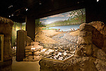 Visitor Center of John Day Fossile Beds National Monument contains not just interesting geologic history and interactive exhibits.