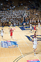 The California Golden Bears defeated the Detroit Titans  95-61 during the regional round of the 2K Sports Classic benefiting coaches vs cancer at Haas Pavilion in Berkeley, California on November 11th, 2009.