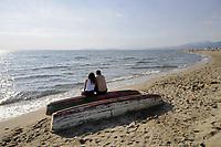 - Viareggio (Toscana), parco naturale di Migliarino, San Rossore, Massaciuccoli, spiaggia della Lecciona<br /> <br /> - Viareggio (Tuscany), Migliarino, San Rossore, Massaciuccoli natural park, the Lecciona beach