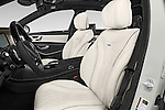 Front seat view of2016 Mercedes Benz S Class May Bach 4 Door Sedan Front Seat car photos