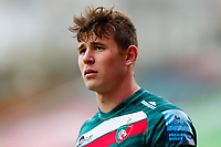 28th March 2021; Mattoli Woods Welford Road Stadium, Leicester, Midlands, England; Premiership Rugby, Leicester Tigers versus Newcastle Falcons; Freddie Steward of Leicester Tigers