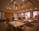 Graham Gund Architects.School Library.Berwick Academy Library.Berwick, Me.