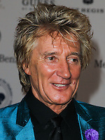 BEVERLY HILLS, CA, USA - OCTOBER 11: Rod Stewart arrives at the 2014 Carousel Of Hope Ball held at the Beverly Hilton Hotel on October 11, 2014 in Beverly Hills, California, United States. (Photo by Celebrity Monitor)