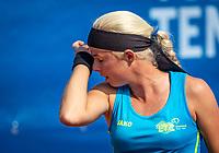 Netherlands, September 12,  2021, Naaldwijk KIA Competition mixed, premier league, LTC Naaldwijk vs TC Leimonias, womans single:  Eva Vedder (NED)<br /> Photo: Henk Koster/tennisimages.com