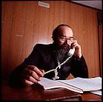 Rabbi Pinter , Stamford Hill, London