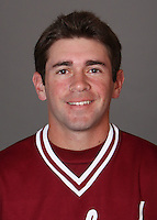 STANFORD, CA - NOVEMBER 11:  Justin Schwartz of the Stanford Cardinal during baseball picture day on November 11, 2009 in Stanford, California.