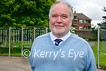 James Finnegan who was awarded the Tralee Toastmaster Award of the year