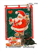 GIORDANO, CHRISTMAS SANTA, SNOWMAN, WEIHNACHTSMÄNNER, SCHNEEMÄNNER, PAPÁ NOEL, MUÑECOS DE NIEVE, paintings+++++,USGI1793,#X#