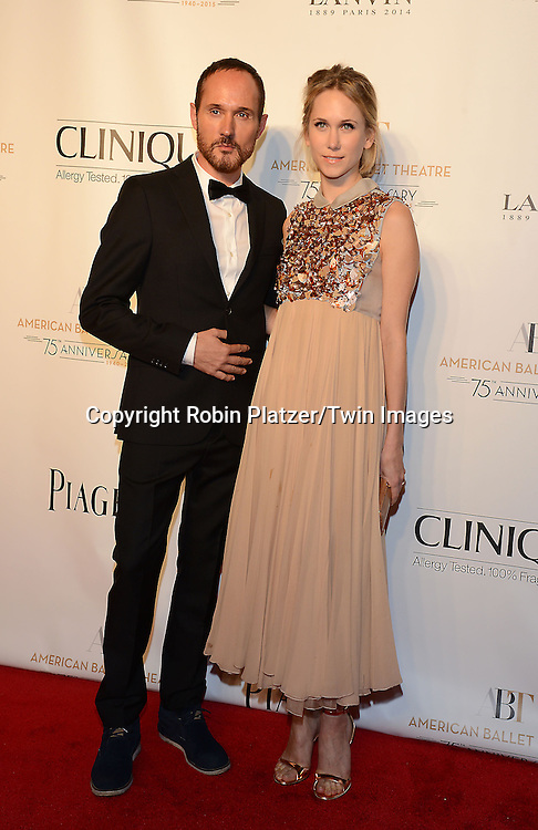 Indre Rockefeller attends the Opening Night of American Ballet Theatre 2014 Fall Gala on October 22,2014 at the David Koch Theater at Lincoln Center in New York City. <br /> <br /> photo by Robin Platzer/Twin Images<br />  <br /> phone number 212-935-0770