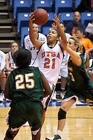 060105-Southeastern Louisiana @ UTSA Basketball (W)