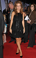 """12 July 2020 - Actress and wife of John Travolta Kelly Preston dead at age 57 from breast cancer.Kelly Preston at the world premiere of her new movie Walt Disney's """"Old Dogs"""" at the El Capitan Theatre, Hollywood.<br /> November 9, 2009  Los Angeles, CA. Photo Credit: Jaguar/AdMedia"""
