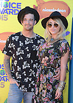Mark Ballas and BC Jean<br /> <br /> <br /> <br /> <br /> <br /> <br />  attends 2015 Nickelodeon Kids' Choice Awards  held at The Forum in Inglewood, California on March 28,2015                                                                               © 2015 Hollywood Press Agency
