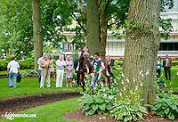 Maddy's Dance before The Delaware Oaks (gr 2) at Delaware Park on 7/13/13