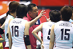 Masayoshi Manabe (JPN), AUGUST 26, 2015 - Volleyball : FIVB Women's World Cup 2015 1st Round between Japan 3-0 Kenya  in Tokyo, Japan. (Photo by Sho Tamura/AFLO SPORT)