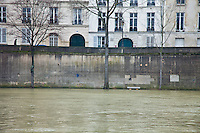 Senna in piena , crues de la Seine