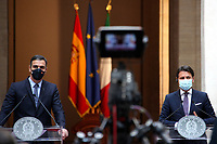 20201020 Incontro Italia Spagna