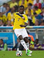 Cristian Zapata of Columbia