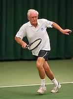 August 22, 2014, Netherlands, Amstelveen, De Kegel, National Veterans Championships, Kees Schreuder<br /> Photo: Tennisimages/Henk Koster