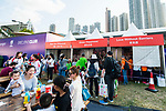 HSBC Community Day prior to the HSBC Hong Kong Rugby Sevens 2018 on 05 April 2018, in Hong Kong, Hong Kong. Photo by Christopher Palma / Power Sport Images