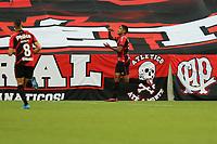 26th September 2021;  Estádio Joaquim Américo Guimarães, Curitiba, Paraná, Brazil, Brazil A League football, Athletico Paranaense versus Gremio;  Pedro Rocha of Athletico celebrates the goal