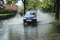 2014 08 14 Flash flooding, Cardiff, UK