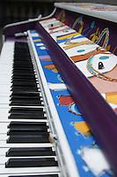 Sing For Hope 2015<br /> #SFHPiano<br /> Artist:Paolo Pecchi, Riverside Park North Rotunda @151st