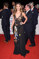 Amanda Byram<br /> at the Pride of Britain Awards 2016, Grosvenor House Hotel, London.<br /> <br /> <br /> ©Ash Knotek  D3191  31/10/2016