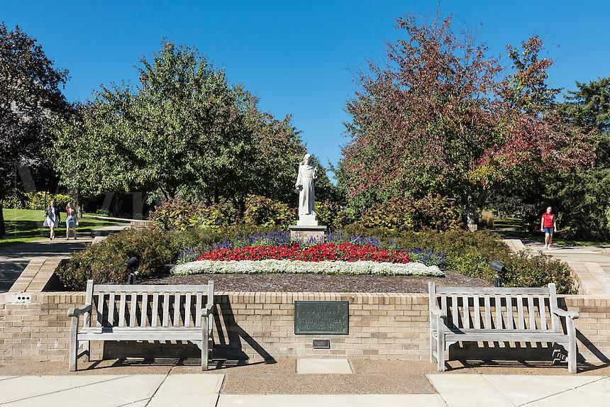 Franciscan University of Steubenville campus, Steubenville, Ohio, USA.