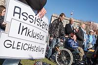 2015/03/18 Berlin | Demo Behindertenrechte | Bundesteilhabegesetz