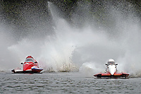 88 and H-4   (PRO Outboard Hydroplane)