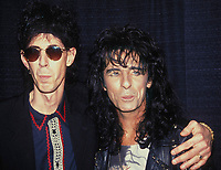 Rick Ocasek Alice Cooper 1989 Photo by Adam Scull-PHOTOlink.net