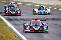 8th July 2021, Monza, Italy;   02 Boyd Wayne gbr, Wheldon Robert gbr, Cauhaup Edouard fra, United Autosports, Ligier JS P320 - Nissan during the 2021 4 Hours of Monza practise before the  4th round of the 2021 European Le Mans Series