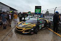 #57 HEINRICHER RACING W MEYER SHANK RACING (USA) ACURA NSX GT3 GTD KATHERINE LEGGE (GBR) ANA BEATRIZ (BRA) CHRISTINA NIELSEN (DNK)