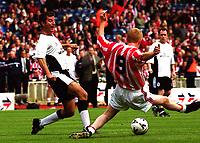 Bristol City vs Stoke City 16-04-00